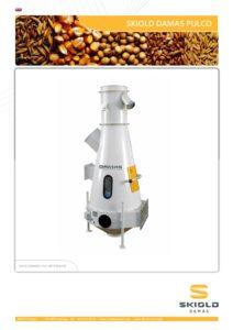 Datablad Pulco aspiratør fra SEB Produkter AS