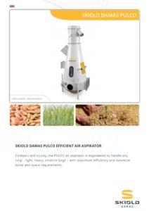 Informasjon PDF Pulco aspiratør fra SEB Produkter AS