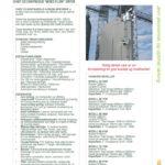Kontinuerlig tørke datablad PDF