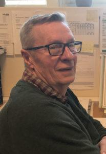 Bjørn Slemdal ansattbilde