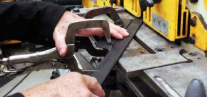 Produksjon av stålarbeid