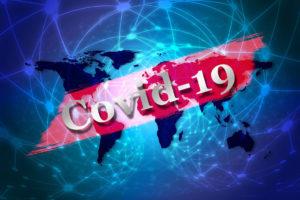 Koronavirus illustrasjon